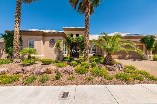 4754 Riva De Romanza, Las Vegas, NV 89135 (MLS #2003324) :: Signature Real Estate Group