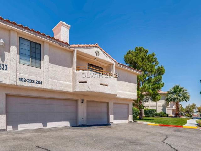 2633 Durango #202, Las Vegas, NV 89117 (MLS #2003506) :: Trish Nash Team