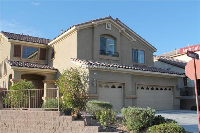 2748 Lawrencekirk, Henderson, NV 89044 (MLS #2003565) :: Signature Real Estate Group