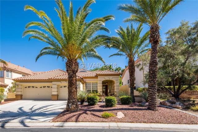 8837 Cortile, Las Vegas, NV 89134 (MLS #2003578) :: Trish Nash Team
