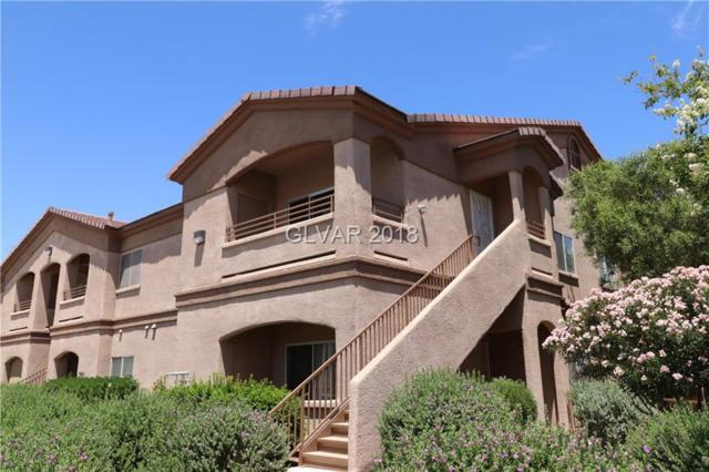 5751 Hacienda #273, Las Vegas, NV 89122 (MLS #2003601) :: Signature Real Estate Group
