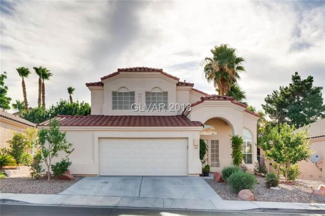 2036 Hobbyhorse, Henderson, NV 89012 (MLS #2003673) :: Signature Real Estate Group