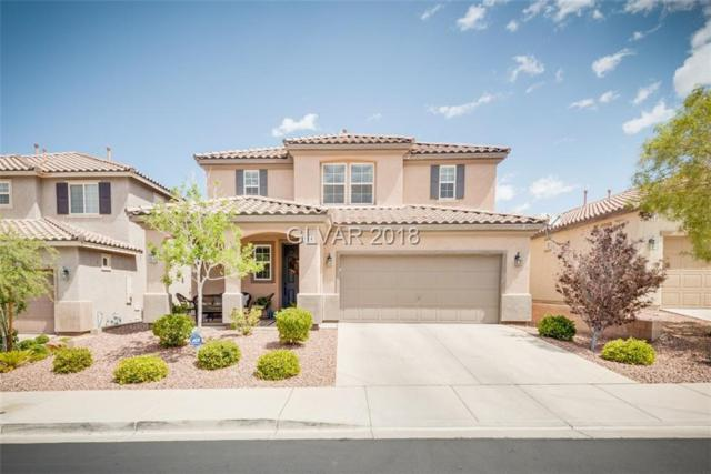 954 Monte Etna, Henderson, NV 89012 (MLS #2003683) :: Signature Real Estate Group