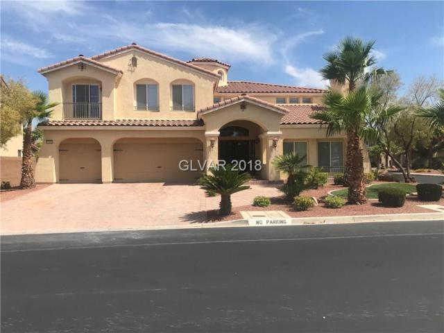 11224 Grants Landing, Las Vegas, NV 89141 (MLS #2003687) :: The Snyder Group at Keller Williams Realty Las Vegas