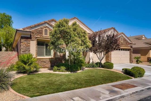 1361 Romanesca, Henderson, NV 89052 (MLS #2003724) :: Signature Real Estate Group