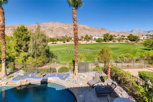 2695 Grassy Spring, Las Vegas, NV 89135 (MLS #2003800) :: Realty ONE Group