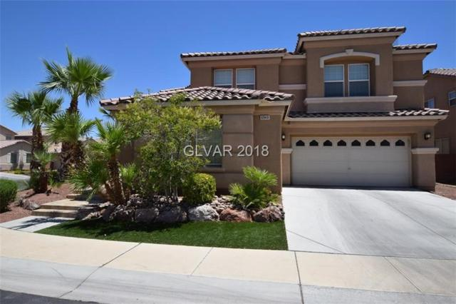 6940 Snow Finch, North Las Vegas, NV 89084 (MLS #2003802) :: Signature Real Estate Group
