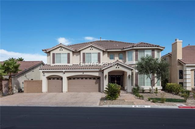 10954 Holyrood, Las Vegas, NV 89141 (MLS #2003847) :: The Snyder Group at Keller Williams Realty Las Vegas