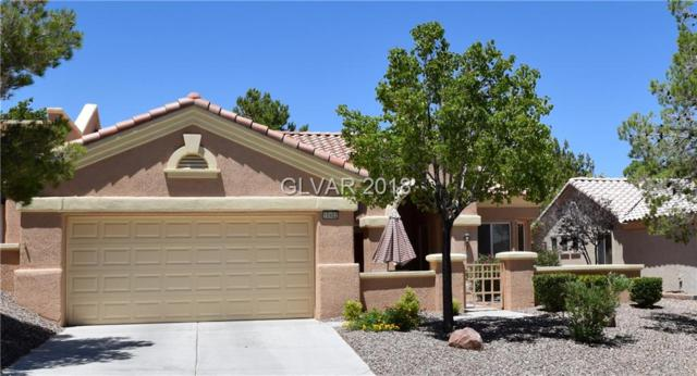 10402 Cogswell, Las Vegas, NV 89134 (MLS #2003970) :: Signature Real Estate Group