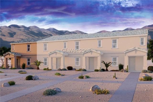 4568 Pencester Lot 282, Las Vegas, NV 89115 (MLS #2004030) :: Sennes Squier Realty Group
