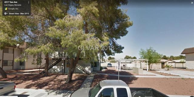 4316 Tara 2/B, Las Vegas, NV 89102 (MLS #2004065) :: Trish Nash Team