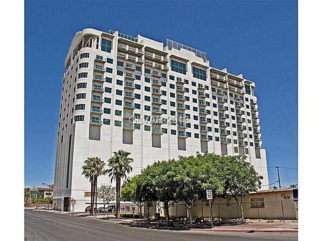 900 Las Vegas #1408, Las Vegas, NV 89101 (MLS #2004226) :: Trish Nash Team