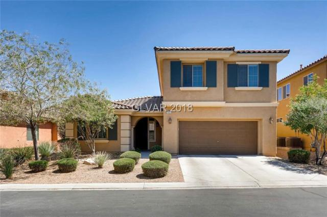 7497 Horizon Rock, Las Vegas, NV 89179 (MLS #2004306) :: Signature Real Estate Group