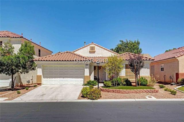 10958 Porto Foxi, Las Vegas, NV 89141 (MLS #2004309) :: The Snyder Group at Keller Williams Realty Las Vegas