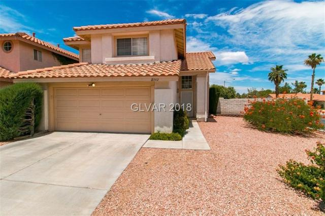 2342 Mabee, Henderson, NV 89074 (MLS #2004432) :: Signature Real Estate Group