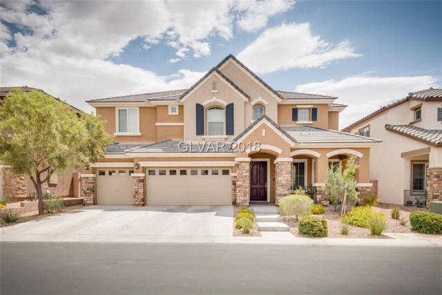 7020 Twin Forks Peak, Las Vegas, NV 89166 (MLS #2004446) :: Signature Real Estate Group