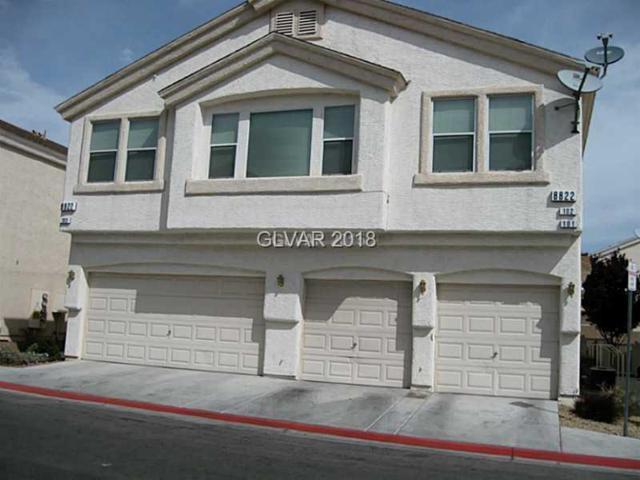 8822 Tomnitz #101, Las Vegas, NV 89178 (MLS #2004494) :: Sennes Squier Realty Group