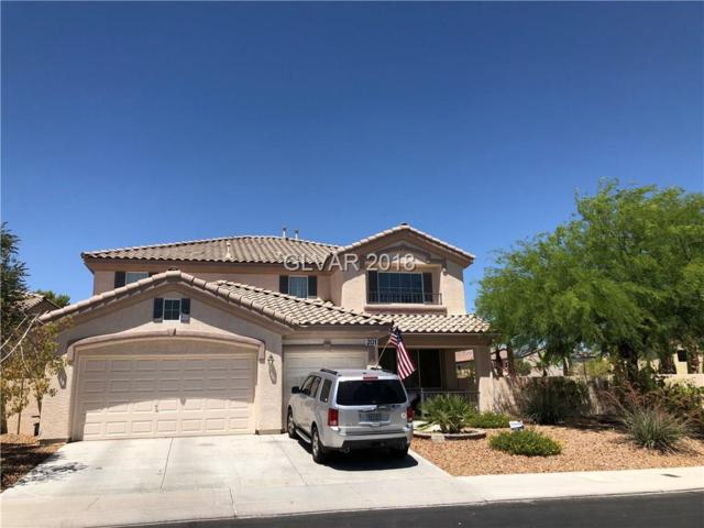 201 Rancho Maria, Las Vegas, NV 89148 (MLS #2004497) :: Signature Real Estate Group
