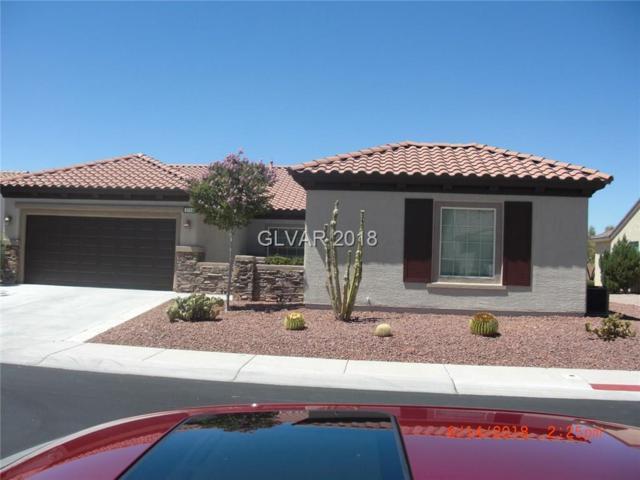 2564 Pine Prairie, Henderson, NV 89052 (MLS #2004543) :: Signature Real Estate Group