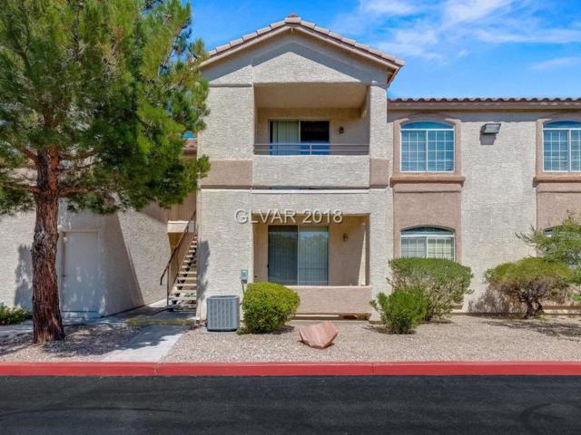 1830 Buffalo #1046, Las Vegas, NV 89128 (MLS #2004590) :: Signature Real Estate Group