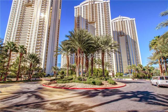 145 E Harmon #1703, Las Vegas, NV 89109 (MLS #2004660) :: Trish Nash Team