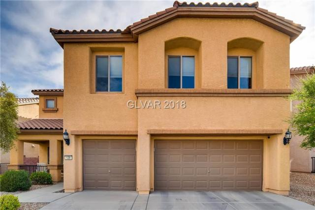 129 Voltaire, Henderson, NV 89002 (MLS #2004695) :: Signature Real Estate Group