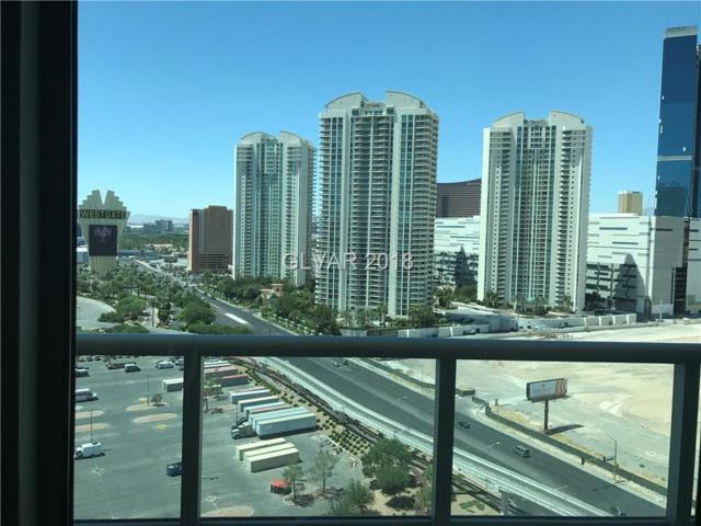 222 Karen #1903, Las Vegas, NV 89109 (MLS #2004701) :: Trish Nash Team