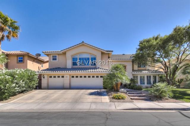 2437 Ping, Henderson, NV 89074 (MLS #2004761) :: The Snyder Group at Keller Williams Realty Las Vegas