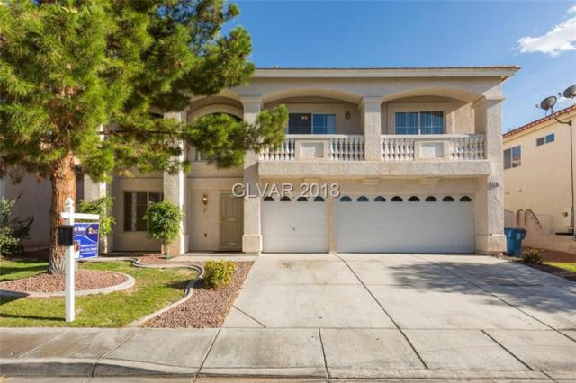 1701 Juniper Twig, Las Vegas, NV 89183 (MLS #2004771) :: Signature Real Estate Group