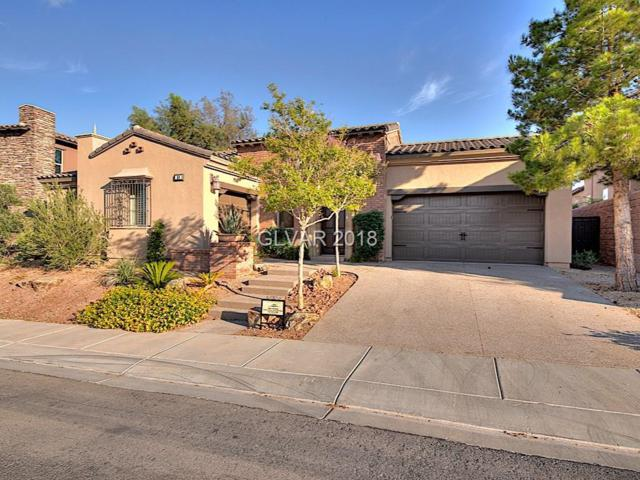 59 Portezza, Henderson, NV 89011 (MLS #2005021) :: Trish Nash Team