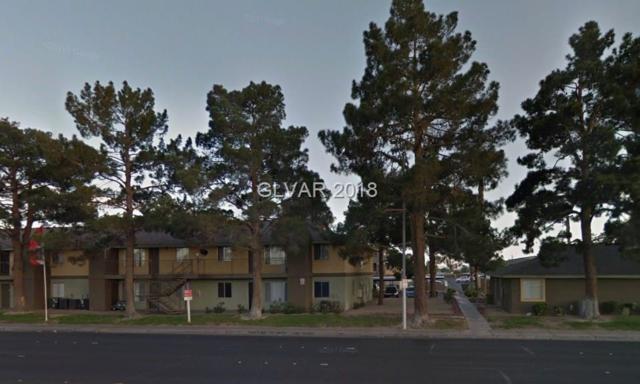 3175 Plumwood #101, Las Vegas, NV 89030 (MLS #2005078) :: Sennes Squier Realty Group