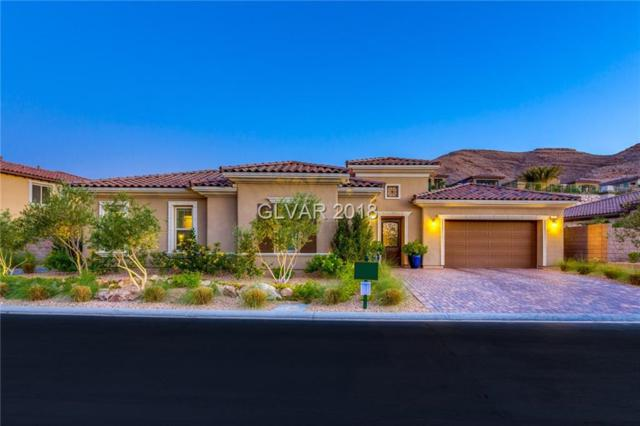 21 Grand Masters, Las Vegas, NV 89141 (MLS #2005208) :: The Snyder Group at Keller Williams Realty Las Vegas