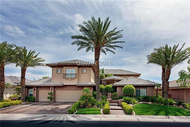 604 Verde Vista, Las Vegas, NV 89145 (MLS #2005325) :: The Snyder Group at Keller Williams Realty Las Vegas
