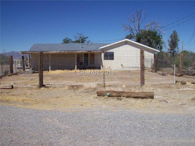 781 Buol, Pahrump, NV 89048 (MLS #2005350) :: The Snyder Group at Keller Williams Realty Las Vegas