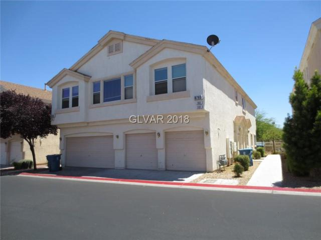 8765 Tomnitz #102, Las Vegas, NV 89178 (MLS #2005372) :: Sennes Squier Realty Group