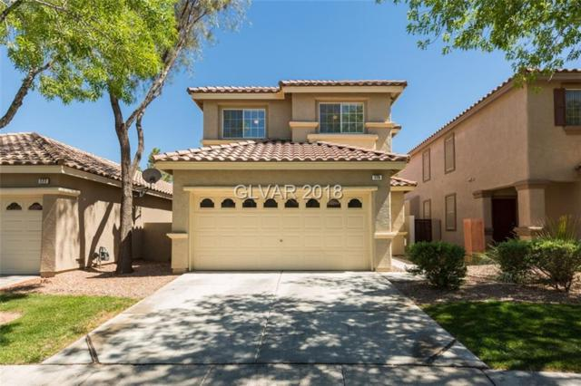 175 Mountainside, Henderson, NV 89012 (MLS #2005459) :: Realty ONE Group