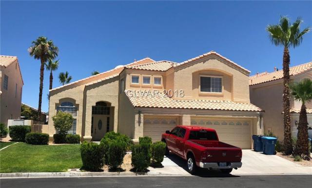 9312 Red Twig, Las Vegas, NV 89134 (MLS #2005477) :: The Snyder Group at Keller Williams Realty Las Vegas