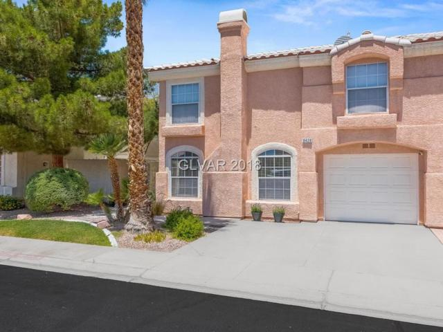 8428 Stoney Bluff, Las Vegas, NV 89129 (MLS #2005536) :: Sennes Squier Realty Group