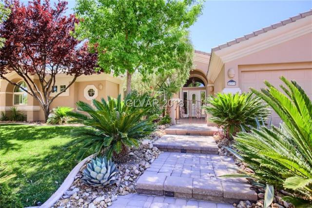 4593 Clay Peak, Las Vegas, NV 89166 (MLS #2005579) :: The Snyder Group at Keller Williams Realty Las Vegas