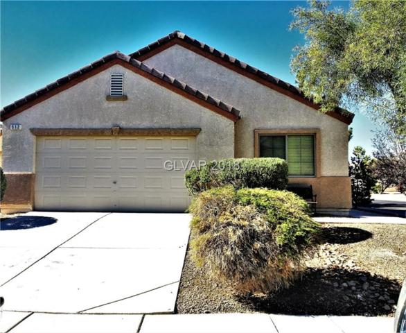 512 Braided River, North Las Vegas, NV 89084 (MLS #2005614) :: Realty ONE Group