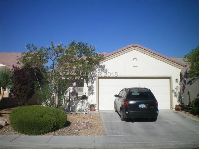 7808 Homing Pigeon, North Las Vegas, NV 89084 (MLS #2005675) :: Realty ONE Group