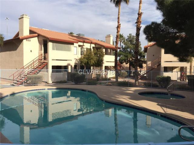 833 Rock Springs #201, Las Vegas, NV 89128 (MLS #2005767) :: Sennes Squier Realty Group