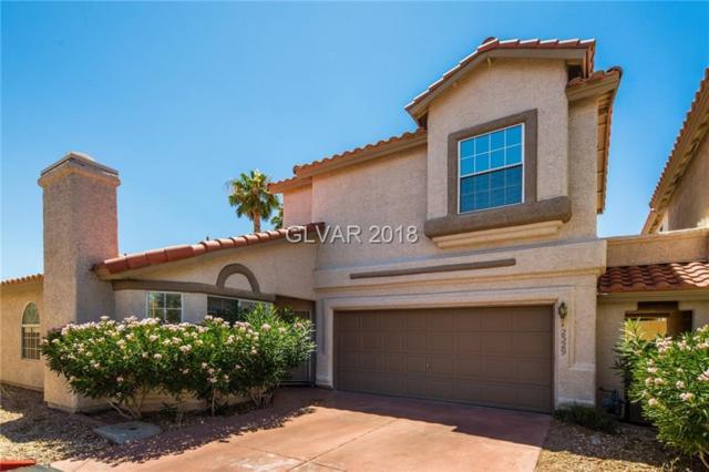 2329 Ramsgate, Henderson, NV 89074 (MLS #2005917) :: The Snyder Group at Keller Williams Realty Las Vegas