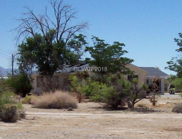 Buol Rd, Pahrump, NV 89048 (MLS #2005936) :: The Snyder Group at Keller Williams Realty Las Vegas