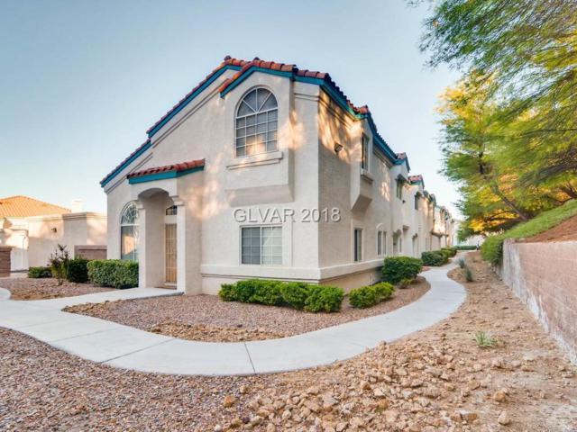365 Seine #1313, Henderson, NV 89014 (MLS #2005972) :: The Snyder Group at Keller Williams Realty Las Vegas