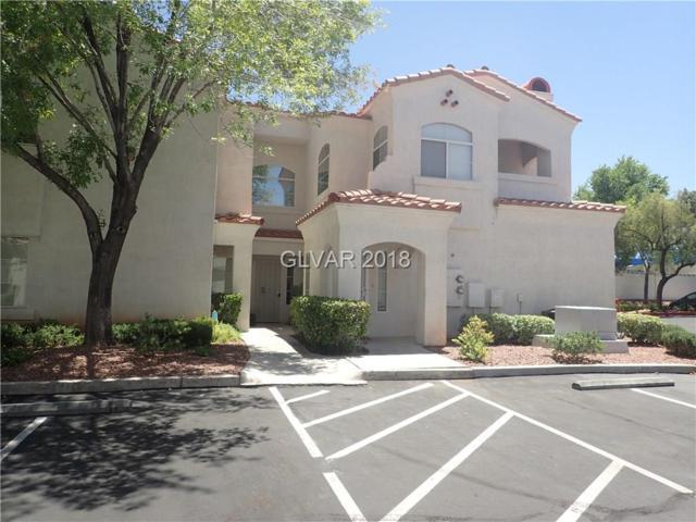 2975 Bluegrass #821, Henderson, NV 89074 (MLS #2005980) :: The Snyder Group at Keller Williams Realty Las Vegas