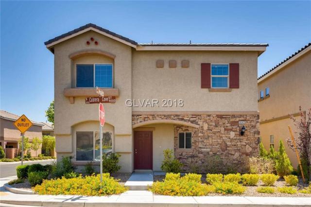 9643 Volk, Las Vegas, NV 89178 (MLS #2005990) :: Realty ONE Group