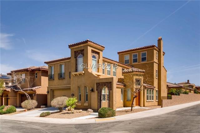 1034 Via Di Olivia, Henderson, NV 89011 (MLS #2006084) :: The Snyder Group at Keller Williams Realty Las Vegas