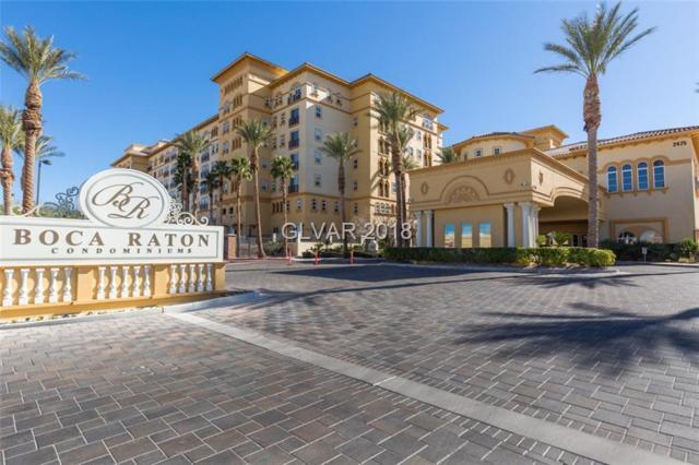 2405 Serene #501, Las Vegas, NV 89123 (MLS #2006112) :: Signature Real Estate Group