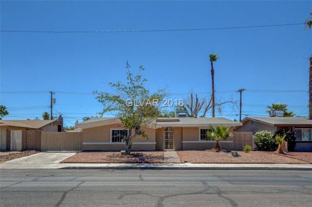 2121 Michael, Las Vegas, NV 89108 (MLS #2006158) :: Realty ONE Group